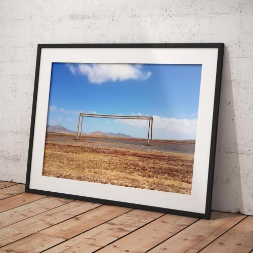 Affiche Fuerteventura sauvage