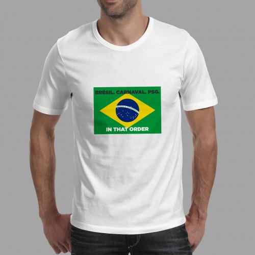 T-shirt Neymar Carnaval