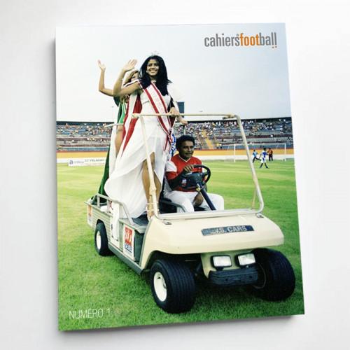 Cahiers du football, la revue: numéro 1