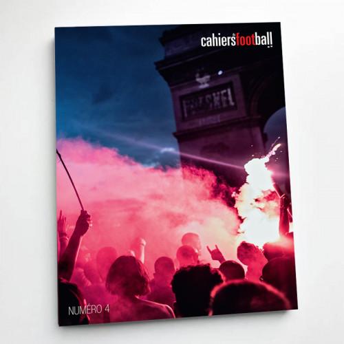 Cahiers du football, la revue: n°4