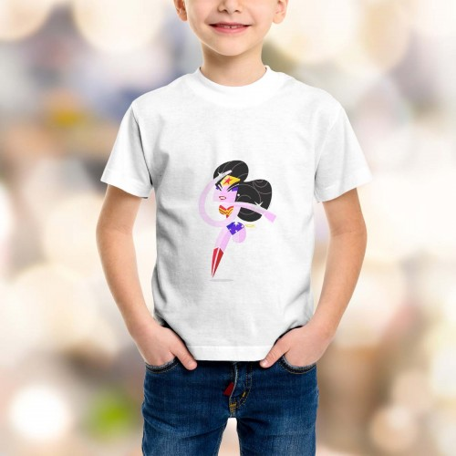 T-shirt enfant Wonder Woman