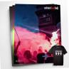 Pack Abonnement + t-shirt Cahiers du foot