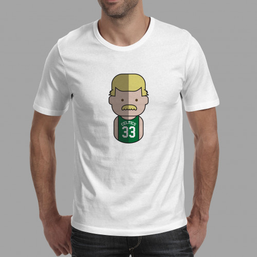 T-shirt homme Bird Celtics