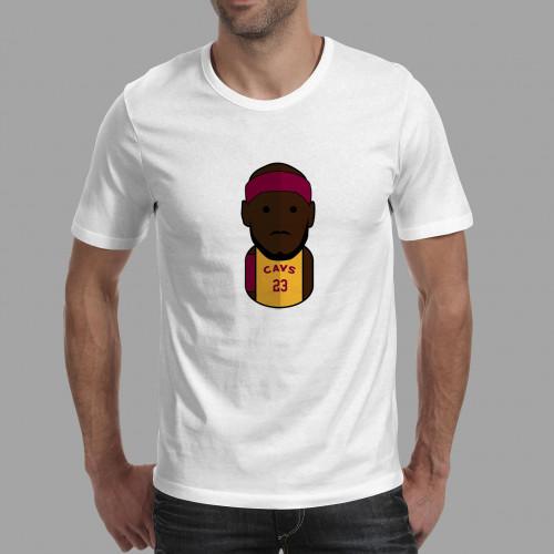 T-shirt homme Lebron James Cavs