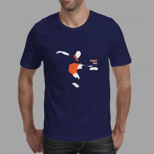 T-shirt homme Belhanda, Montpellier-OM 2012