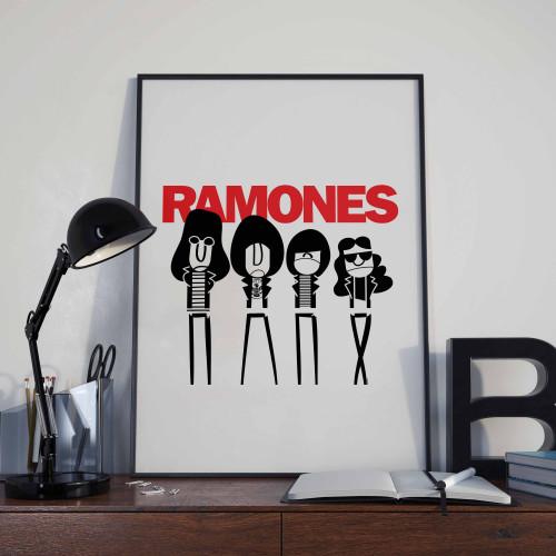 Affiche Ramones