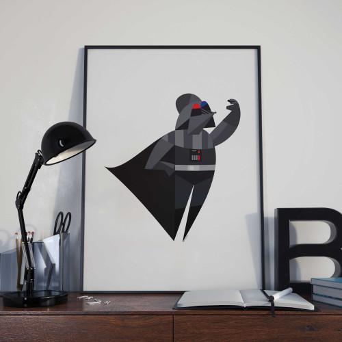 Affiche Dark Vador
