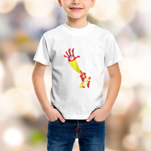 T-shirt enfant Iron Man