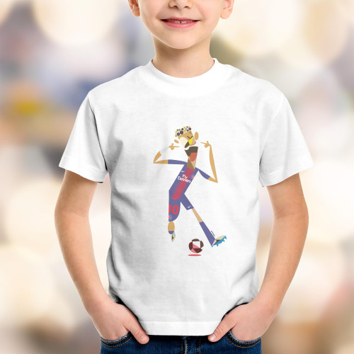 T-shirt enfant Neymar PSG