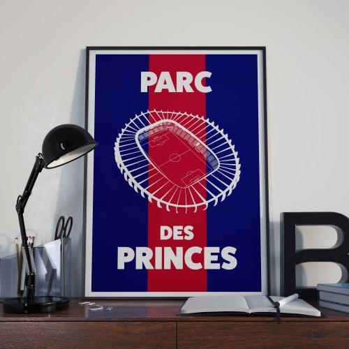 Affiche Parc des Princes