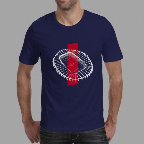 T-shirt Parc des Princes