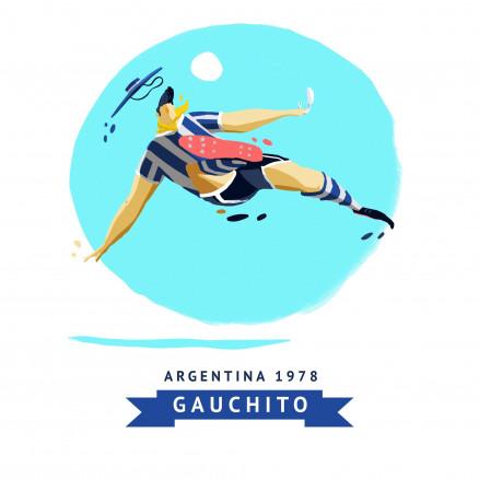 Mascotte Mondial 1978