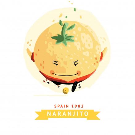 Mascotte Mondial 1982