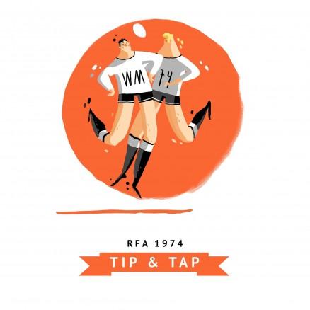 Mascotte Mondial 1974