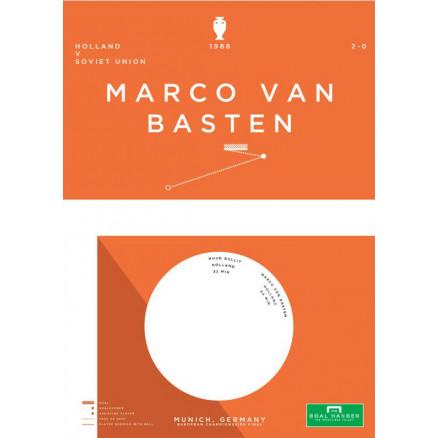 Van Basten, Pays-Bas vs URSS