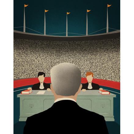 Le procès de Mourinho