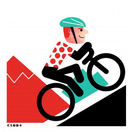 Rider grimpeur