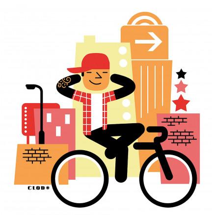 Rider à casquette