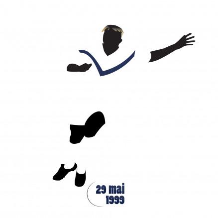 Feindouno, PSG-Bordeaux 1999