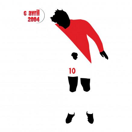 Morientes, Monaco-Real 2004
