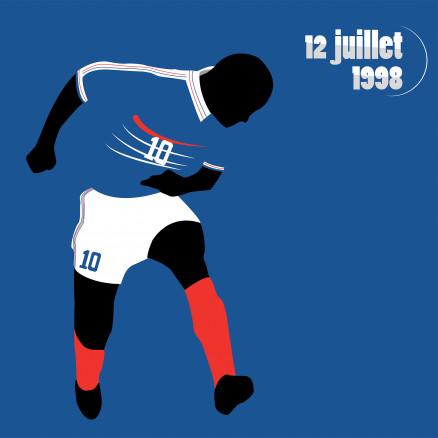 Zidane, Mondial 98