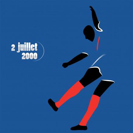 Trezeguet, Euro 2000