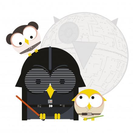 Vador, Luke & Leia