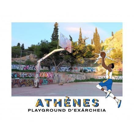 Athènes / Exárcheia