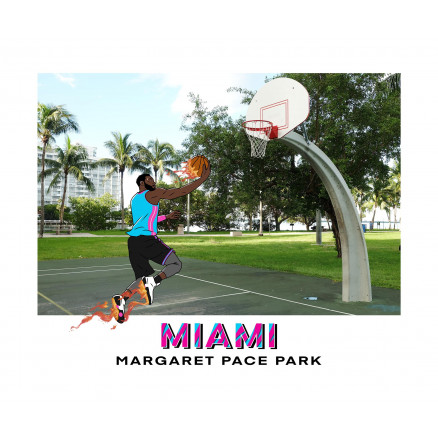 Miami / Margaret Pace Park (version VICE)