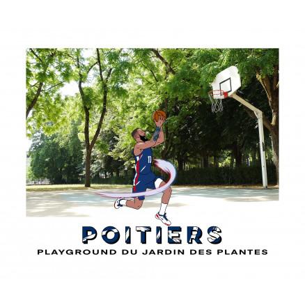 Poitiers / Jardin des Plantes