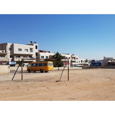School bus jordanien