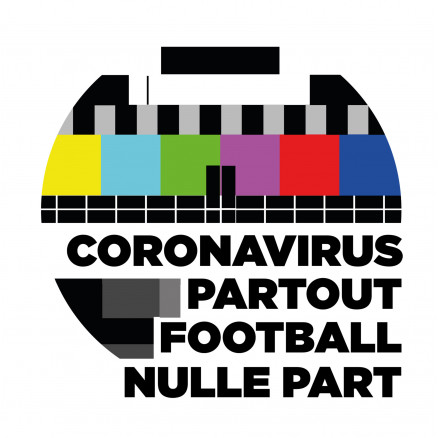 Coronavirus partout football nulle part
