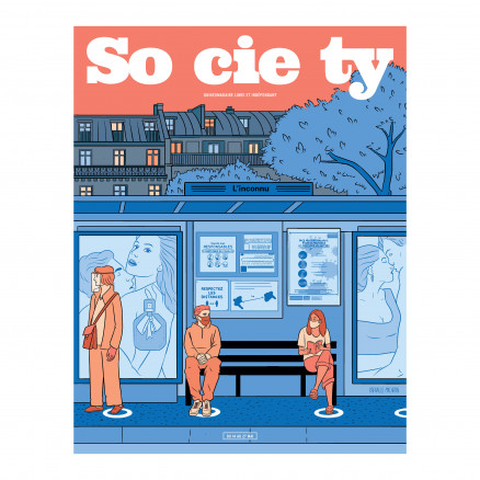 Society 131, Distanciation sociale