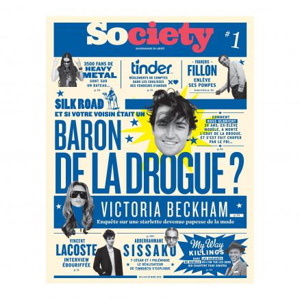 Society 1, 6 mars 2015