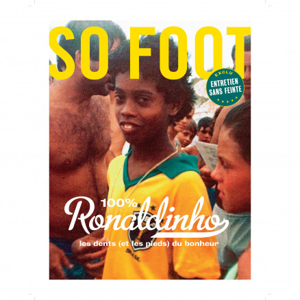 So Foot, Ronaldinho