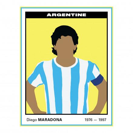 Vignette Maradona