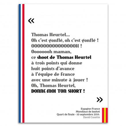 Heurtel Donne moi ton short