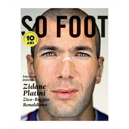 So Foot, Zidane