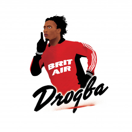 Drogba Guingamp