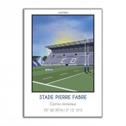 Stade Pierre Fabre Castres
