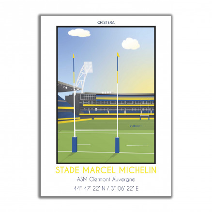 Stade Marcel Michelin Clermont