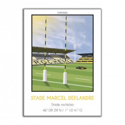 Stade Marcel Deflandre La Rochelle