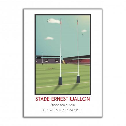Stade Ernest Wallon Toulouse