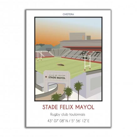 Stade Felix Mayol Toulon