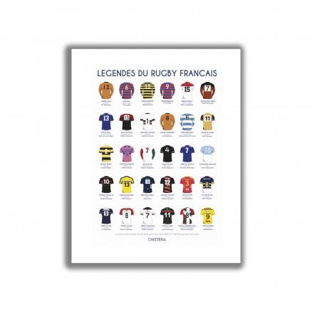 Légendes du rugby