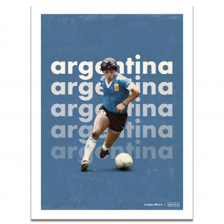 Maradona Argentine